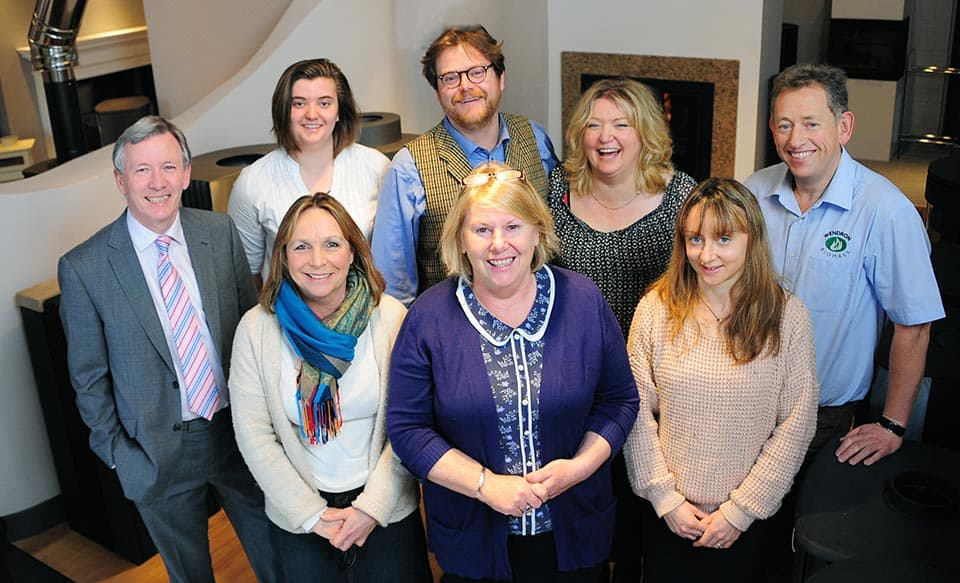 The Wendron Stoves Team