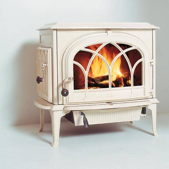 Jotul F500 wood burning