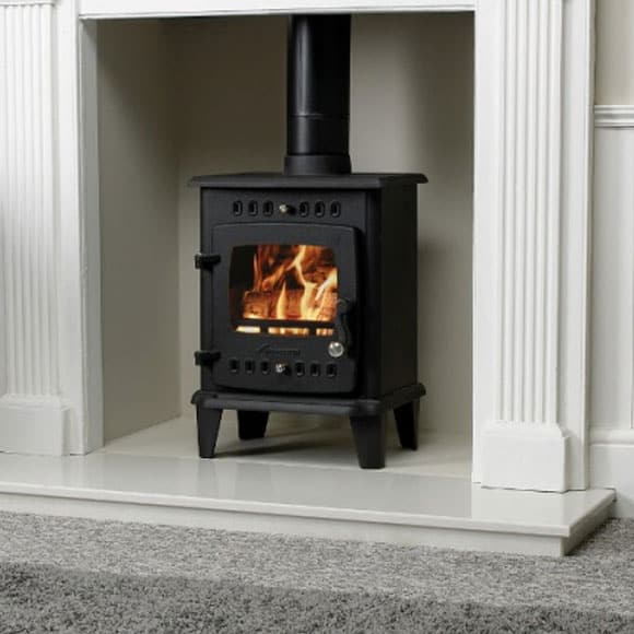 Worcestercer Bosch GREEN STYLE HANBURY Wood Stove