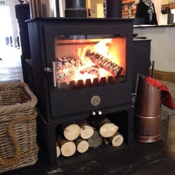 Chilli Penguin PENGUIN 8 Wood Stove