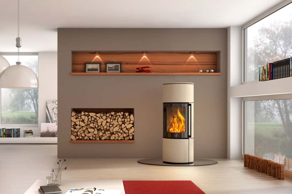 ambiente a3 wood stove wendron stoves cornwall. Black Bedroom Furniture Sets. Home Design Ideas