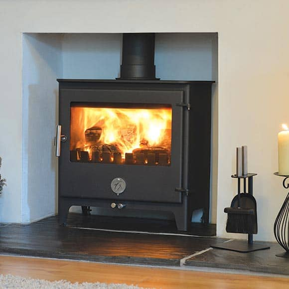 Chilli Penguin WOODY Wood Stove