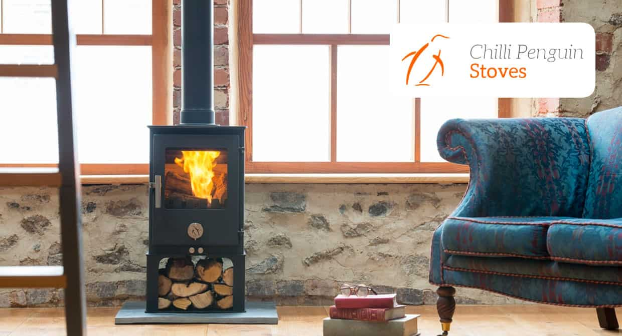 Chilli Penguin Wood Burning Stoves