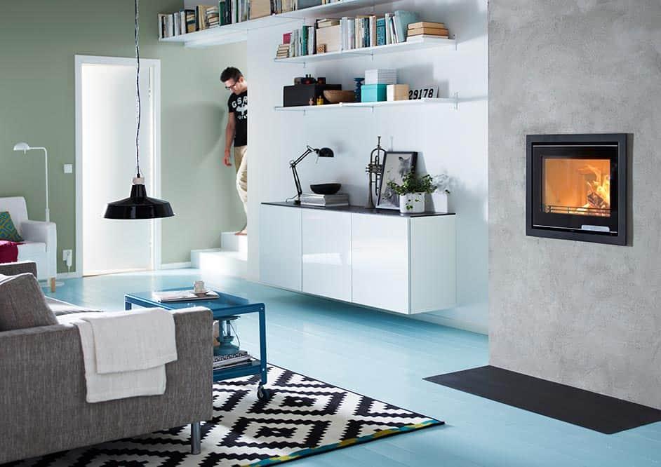 HWAM 3110 wood stove