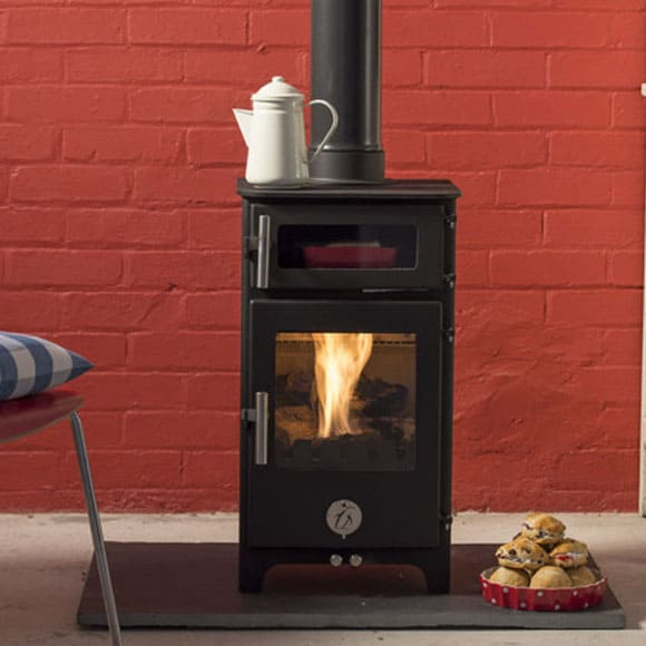 Chilli Penguin HUNGRY Wood Stove