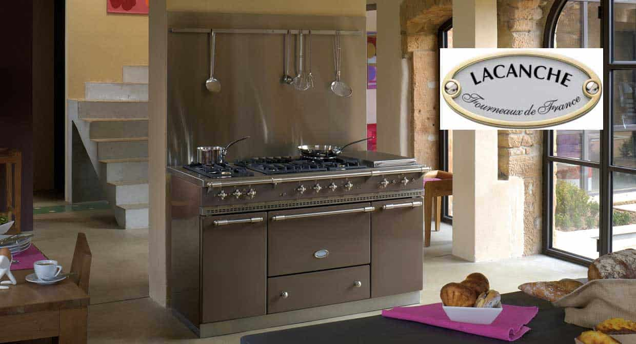 Lacanche range cookers helston cornwall wendron stoves - Cuisine design rotissoire ...