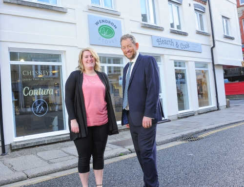 City's heart gets a little warmer with arrival of family-run firm