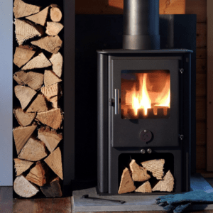 Chilli Penguin CHUBBY Wood Stove
