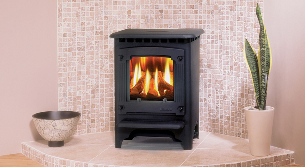 Marlborough Small Gas Stove