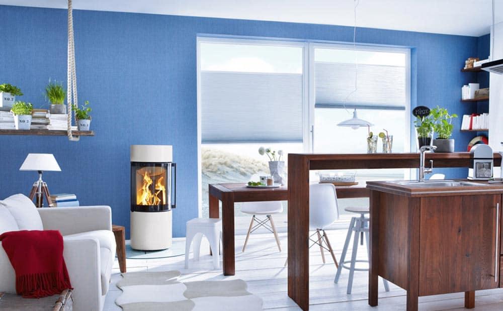 spatherm wood stove PASSO X5