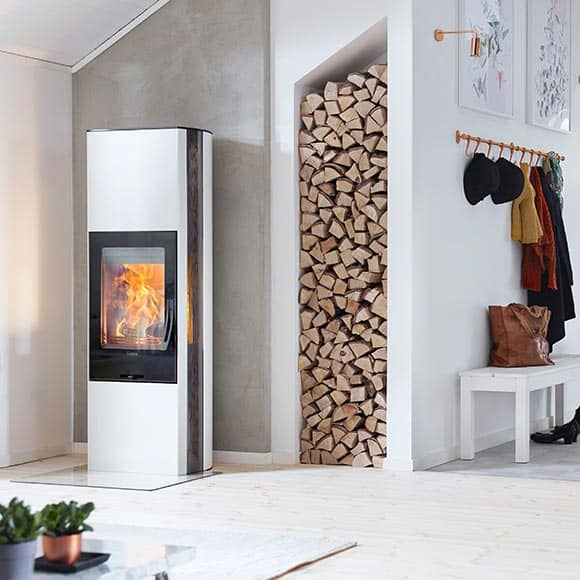 contua 30 series modern stoves cornwall wendron stoves ltd. Black Bedroom Furniture Sets. Home Design Ideas