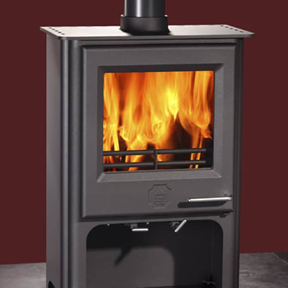 The Phoenix Fireblaze Convector Tall 6kW
