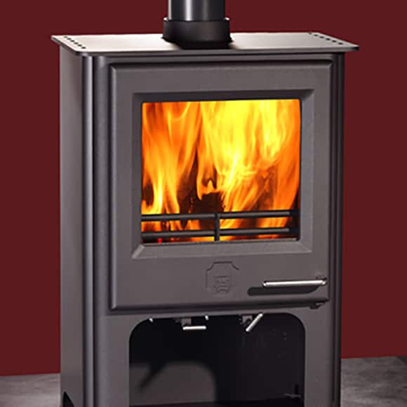 The Phoenix Firegem Convector Tall 5kW