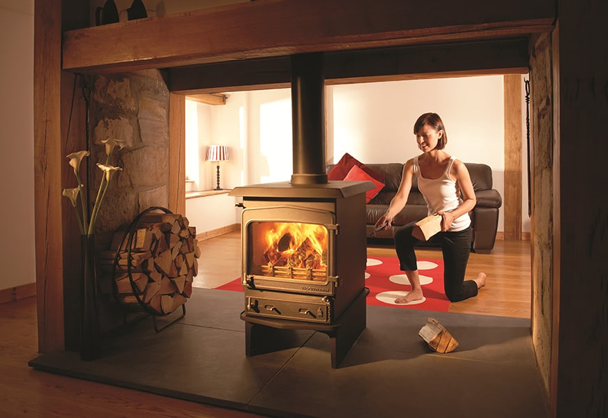 The Fireview Double Single 6kW