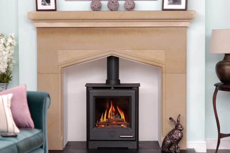 Woodwarm Gas Stoves
