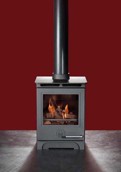 Woodwarm 3.5kW Gas Stove