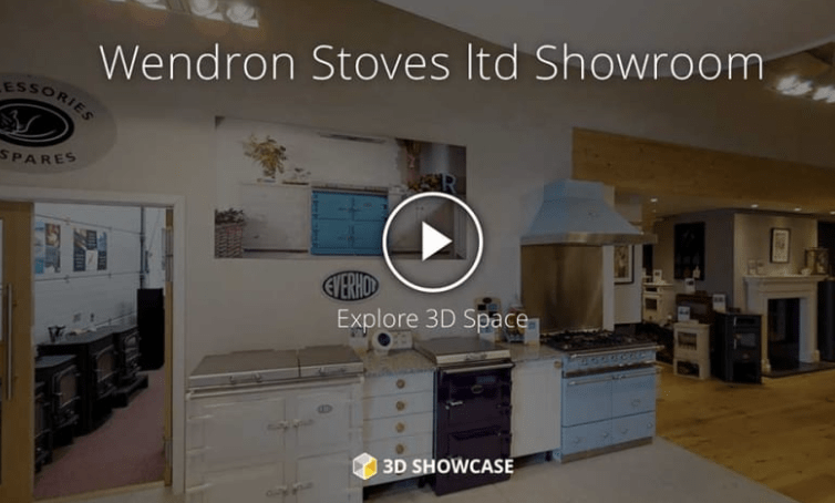 Wendron Stoves 3D Showroom Tour