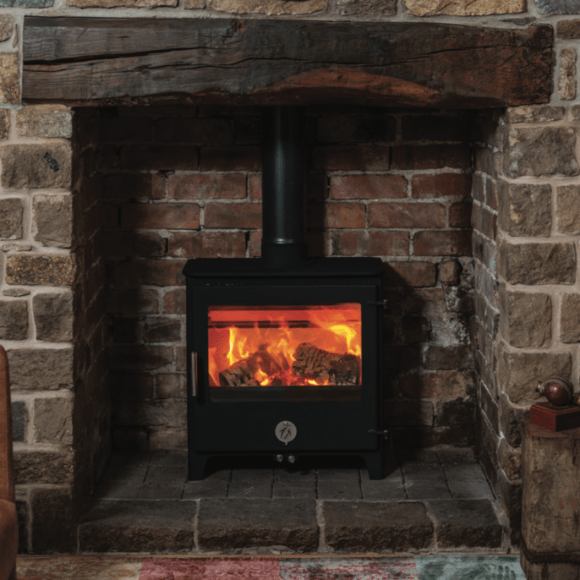 Chilli Penguin 88 Wood Stove