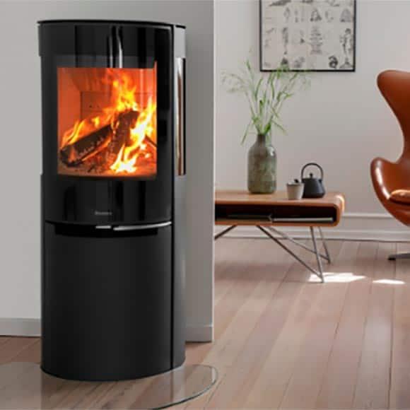 Aduro Hybrid pellet wood fires